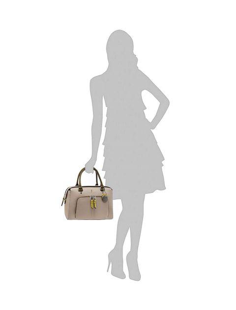 کیف دستی روزمره زنانه - بژ - 5