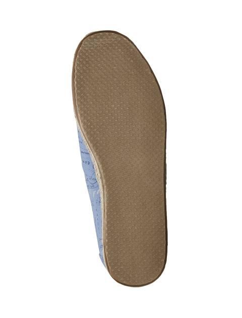 کفش راحتی پارچه ای مردانه - آبي - 3