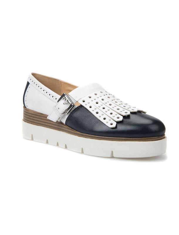 کفش چرم تخت زنانه KATTILOU - جی اوکس