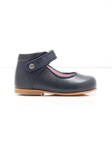 کفش چرم تخت دخترانه Banelle - جاکادی