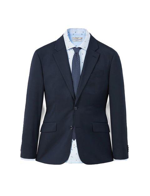 کت تک رسمی مردانه - سرمه اي - 1