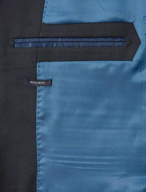 کت تک رسمی مردانه - سرمه اي - 6