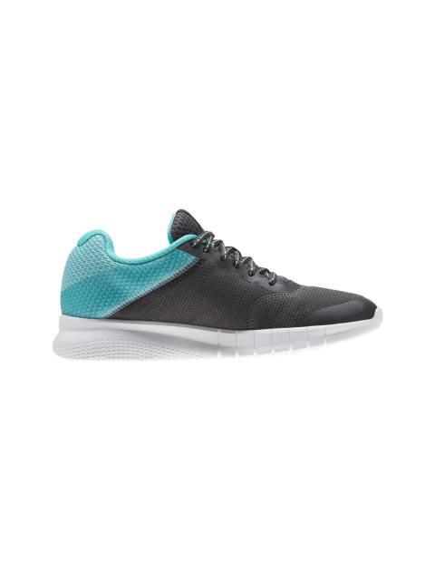 کفش مخصوص دویدن زنانه ریباک مدل Instalite Run - زغالي و فيروزه اي - 2