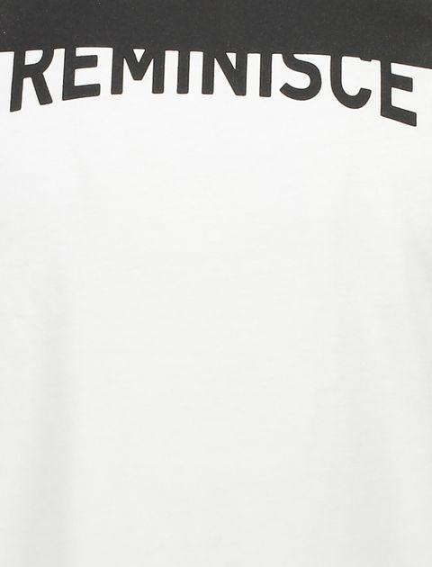 تی شرت نخی یقه گرد مردانه - دفکتو - سفيد - 4