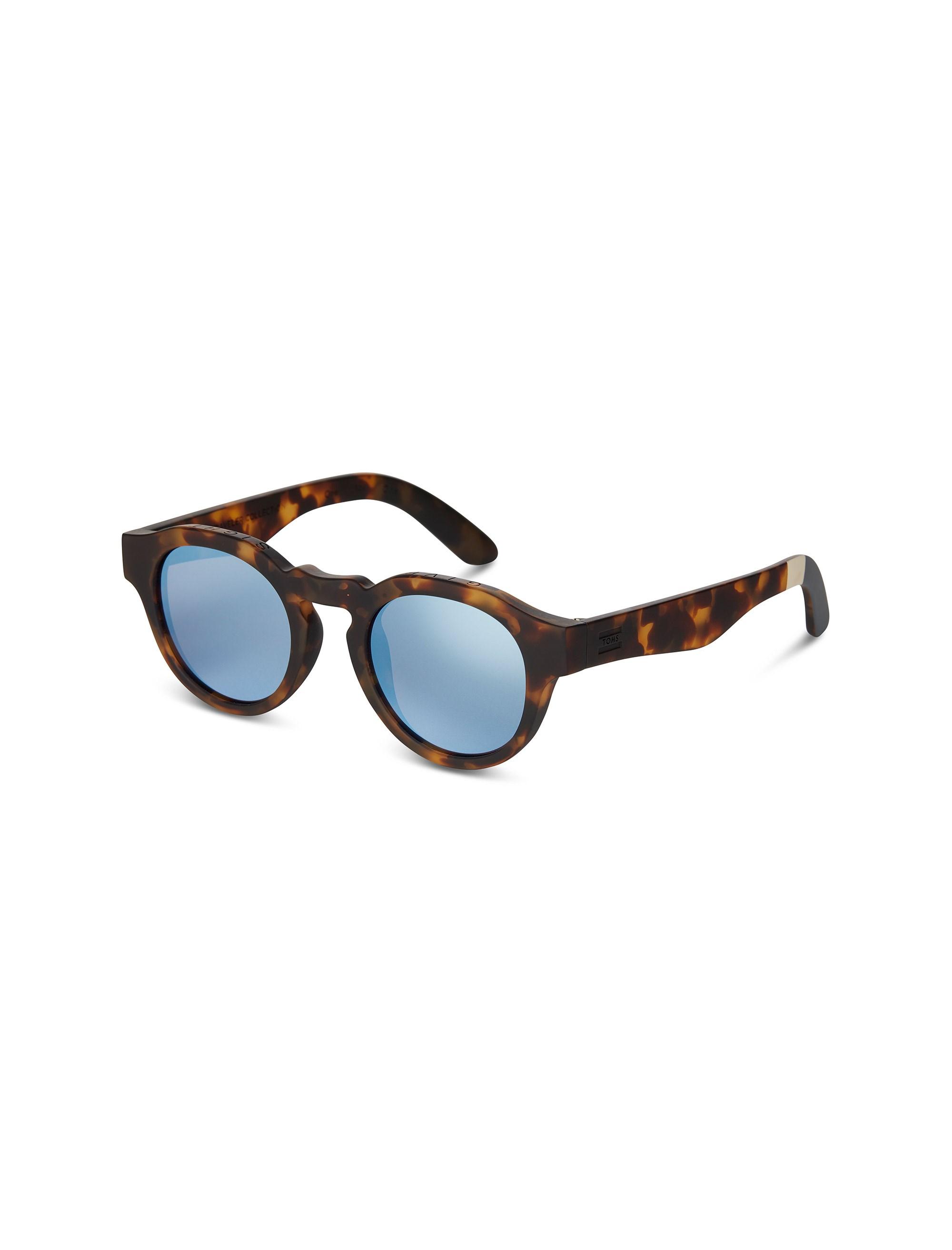 عینک آفتابی پنتوس بزرگسال BRYTON - قهوه اي - 2