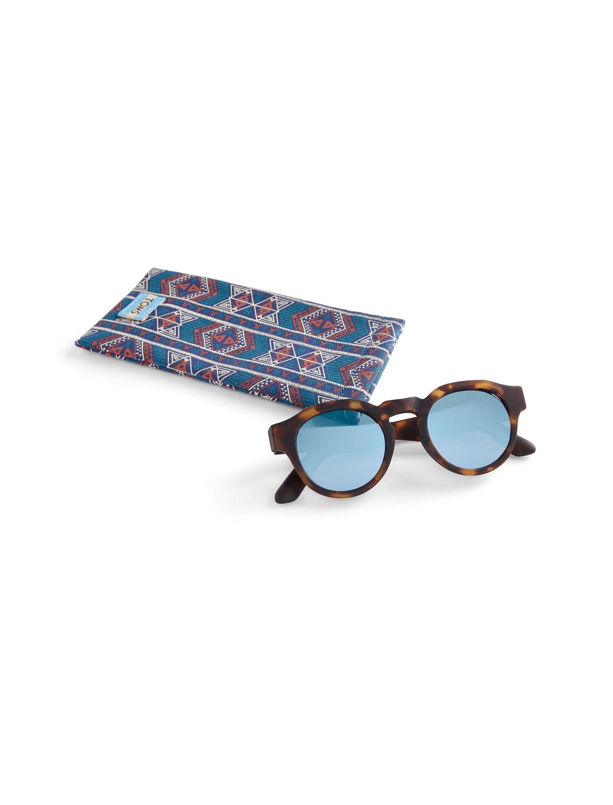 عینک آفتابی پنتوس بزرگسال BRYTON - قهوه اي - 4
