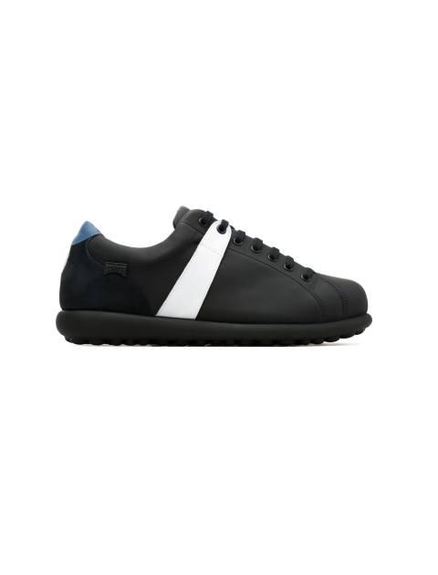 کفش راحتی چرم مردانه Mugello - مشکي - 1