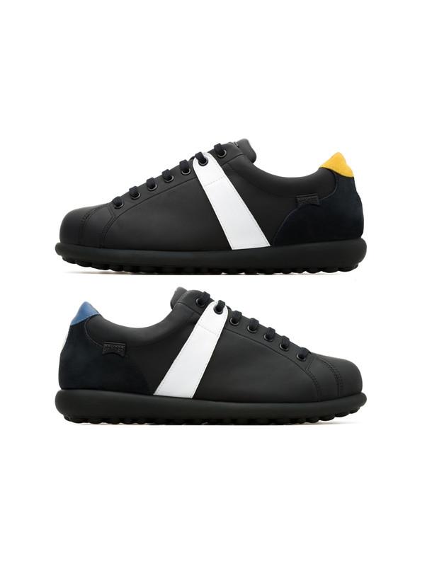کفش راحتی چرم مردانه Mugello - کمپر