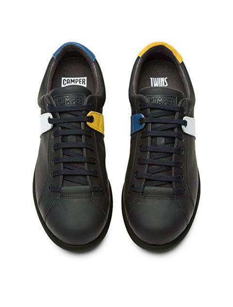 کفش راحتی چرم مردانه Mugello - مشکي - 3