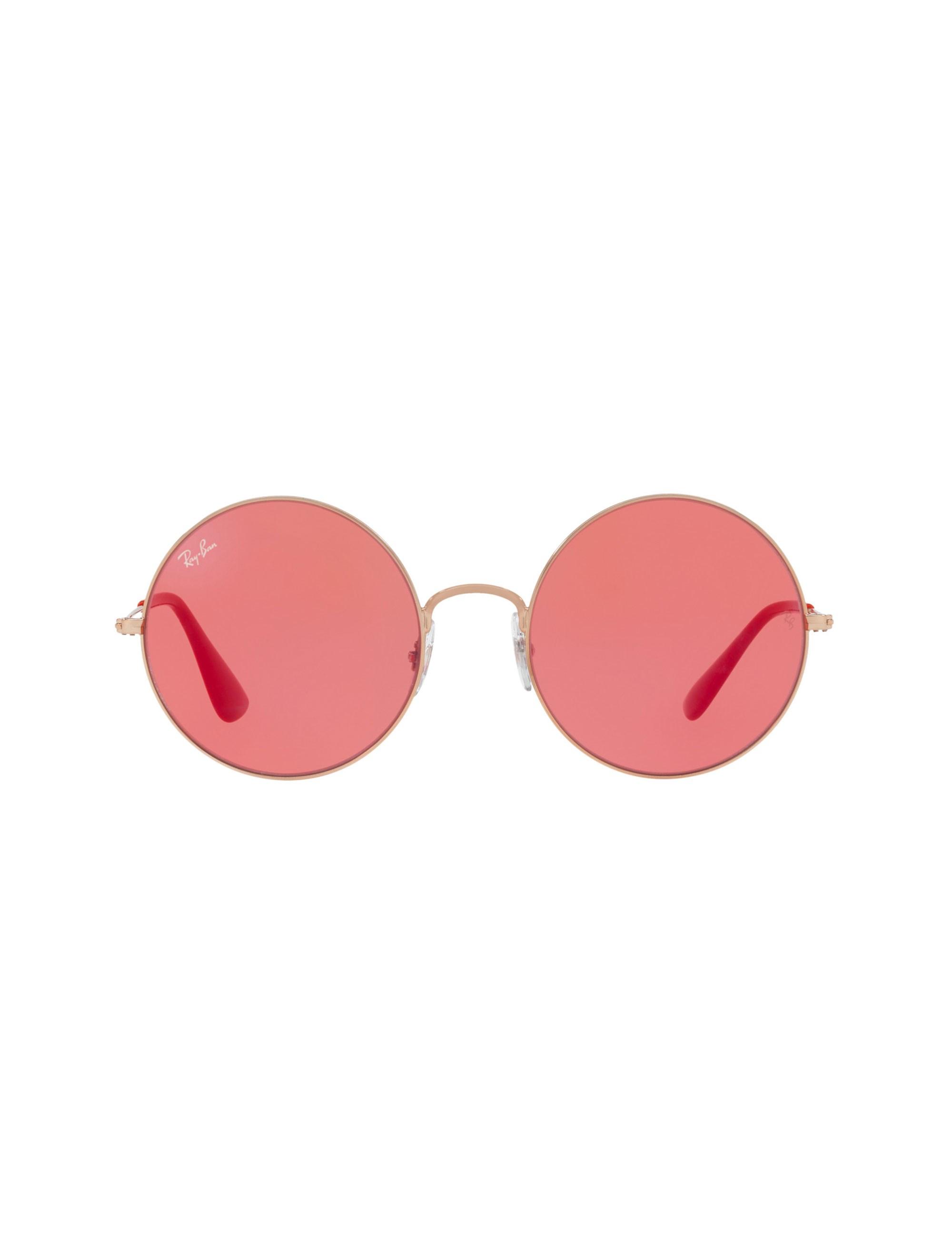 قیمت عینک آفتابی گرد زنانه - ری بن