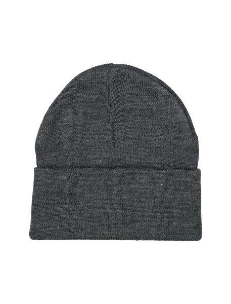 کلاه بافتنی بانی مردانه - زغالي - 1