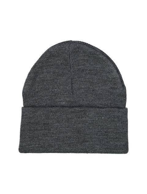 کلاه بافتنی بانی مردانه - سلیو - زغالي - 1