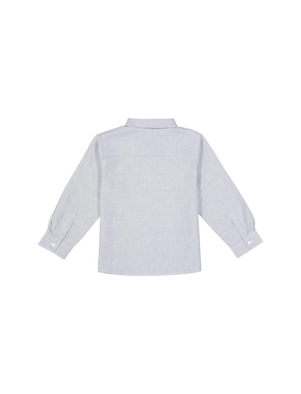 پیراهن نخی آستین بلند پسرانه