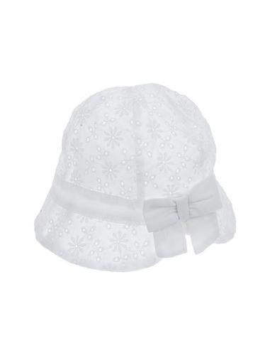 کلاه نخی نوزادی دخترانه