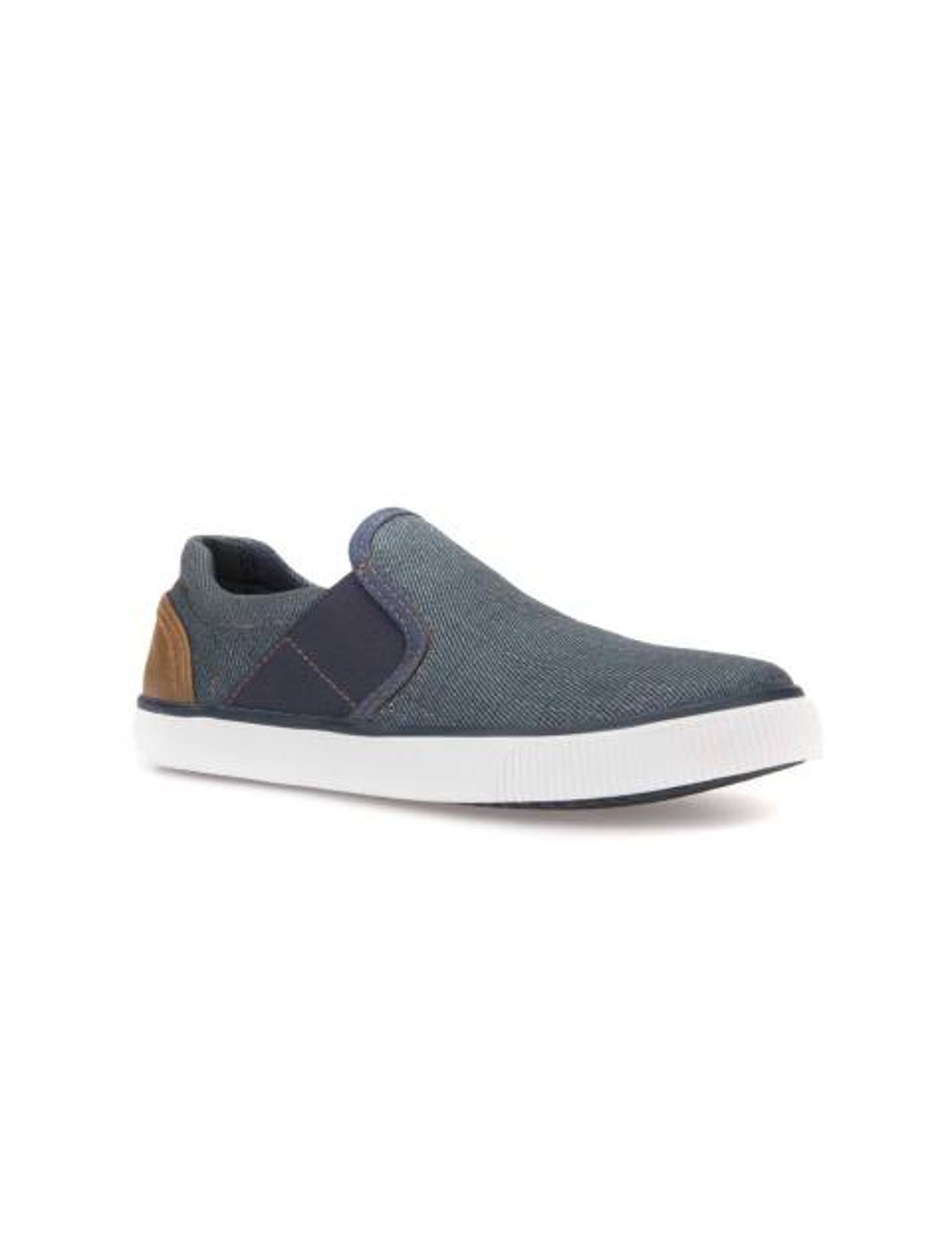 کفش راحتی بند کشی پسرانه - آبي - 2