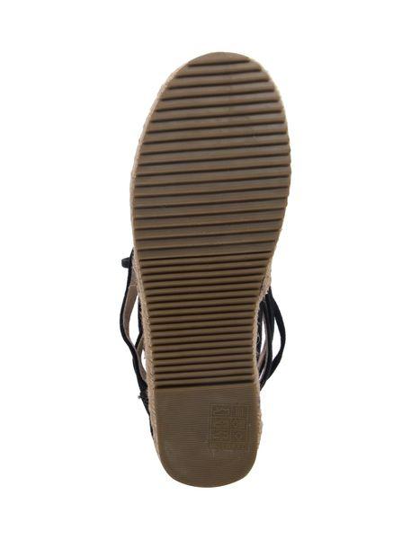 کفش تخت زنانه - مشکي - 2