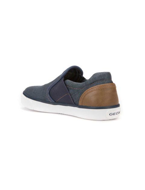 کفش راحتی بند کشی پسرانه - آبي - 3