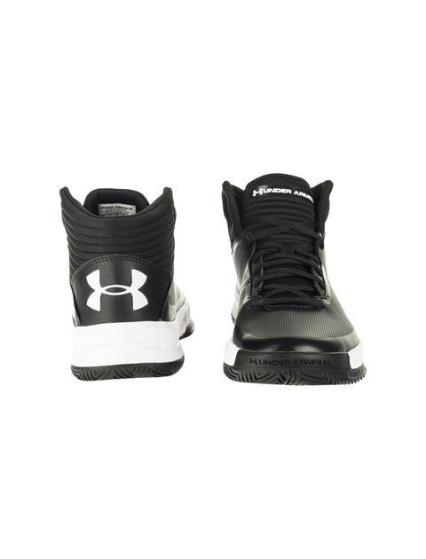 کفش بسکتبال بندی مردانه Lockdown 2 - مشکي - 5