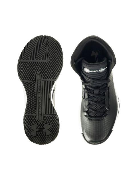 کفش بسکتبال بندی مردانه Lockdown 2 - مشکي - 6