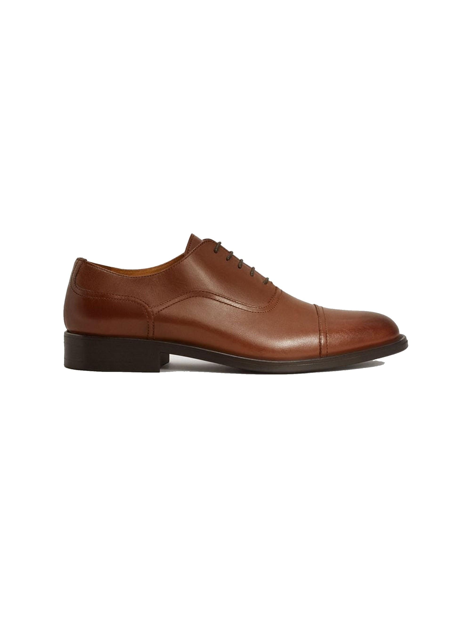قیمت کفش چرم رسمی مردانه - مانگو