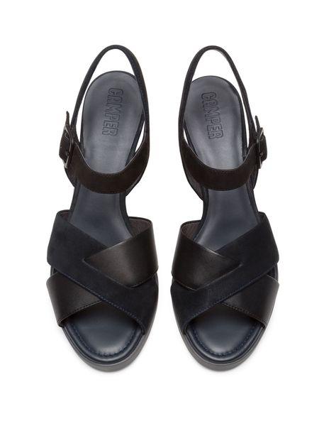 کفش پاشنه بلند چرم زنانه Kara - مشکي - 2