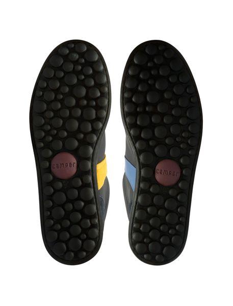کفش راحتی چرم مردانه Mugello - مشکي - 4