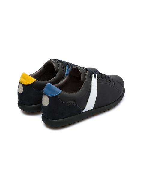 کفش راحتی چرم مردانه Mugello - مشکي - 6