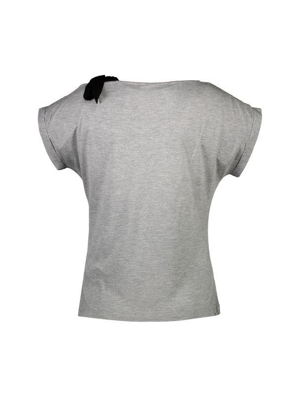تی شرت ویسکوز آستین کوتاه زنانه - نف نف