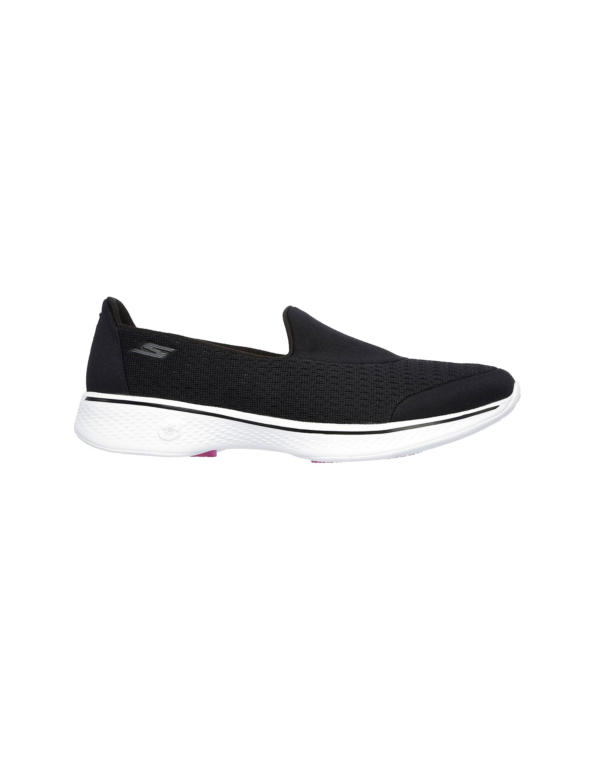 خرید کفش پیاده روی پارچه ای بزرگسال GoWalk 4 Pursuit – اسکچرز