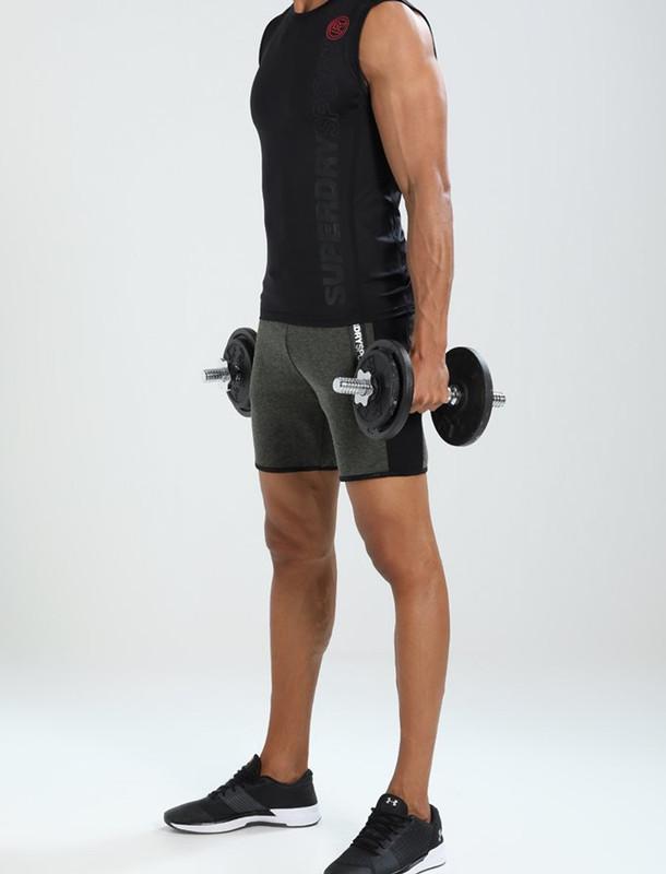شلوارک ورزشی طرح دار مردانه