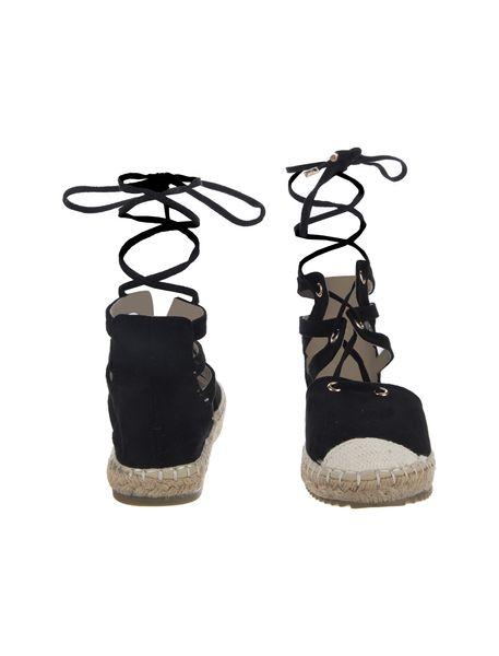 کفش تخت زنانه - مشکي - 5