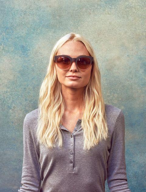 عینک آفتابی کلاب مستر زنانه FLORENTIN - تامز - قهوه اي - 5