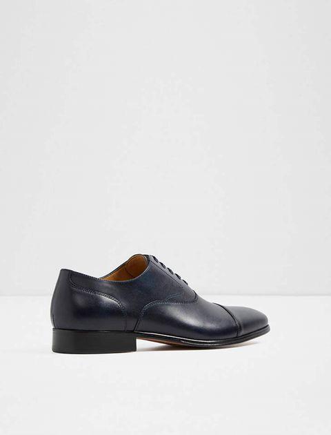 کفش رسمی چرم مردانه - آلدو - سرمه اي - 3