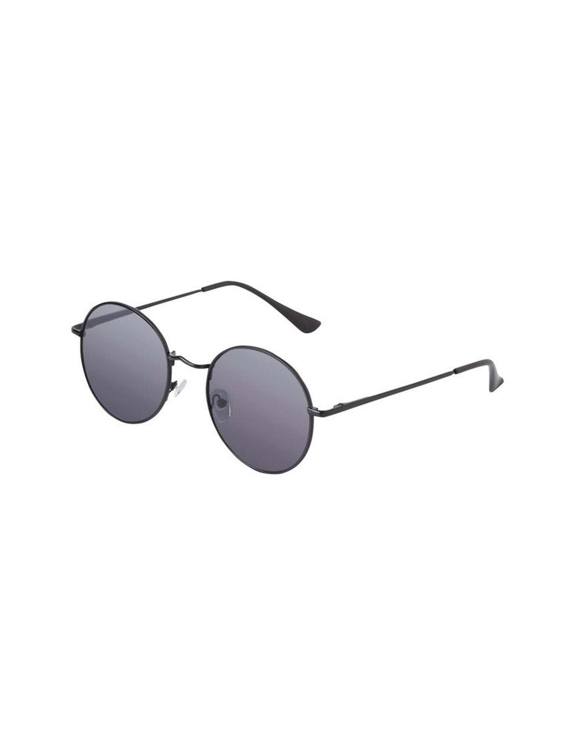 قیمت عینک آفتابی گرد زنانه - آبجکت