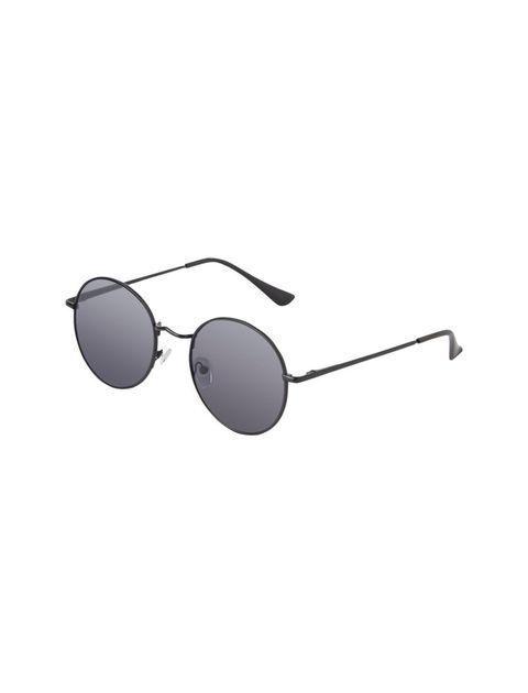 عینک آفتابی گرد زنانه - آبجکت - مشکي - 1