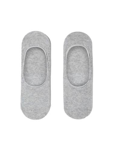 جوراب بدون ساق زنانه بسته 3 عددی - مانگو