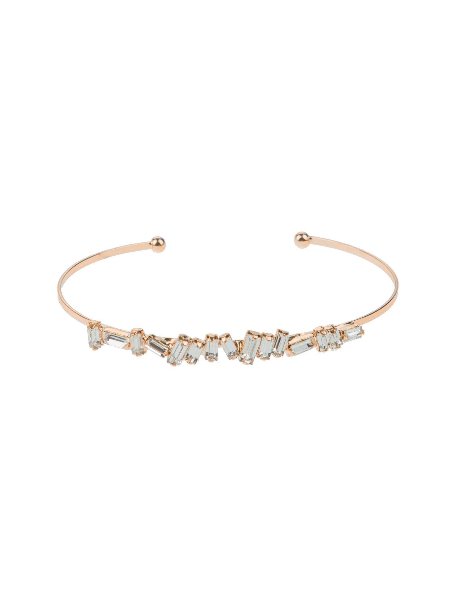 دستبند النگویی زنانه بسته 3 عددی - آلدو تک سایز - طلايي - 4