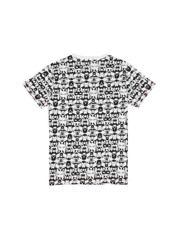 تی شرت نخی یقه گرد پسرانه - دبنهامز