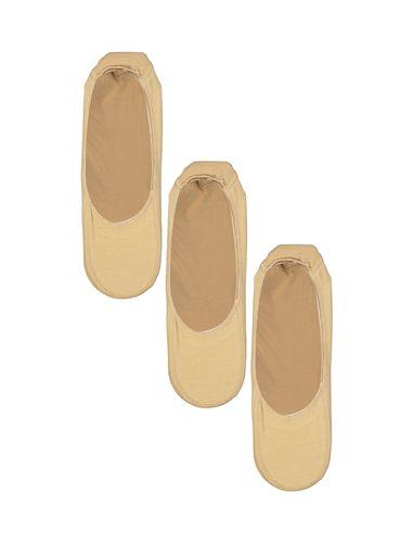 جوراب کفی مردانه بسته سه عددی