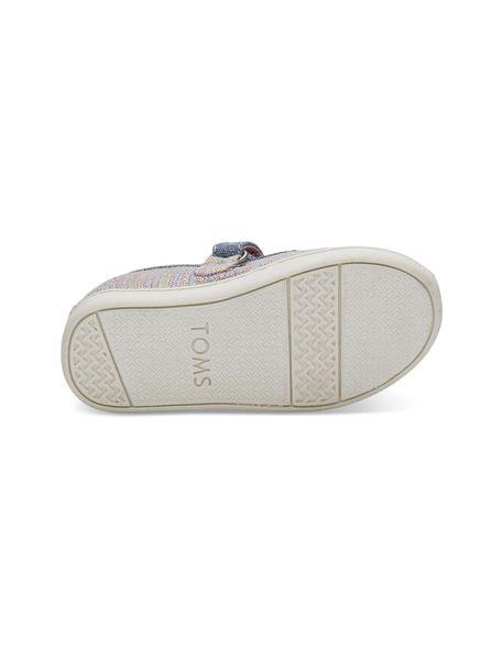 کفش پارچه ای چسبی دخترانه MARY - چند رنگ - 2
