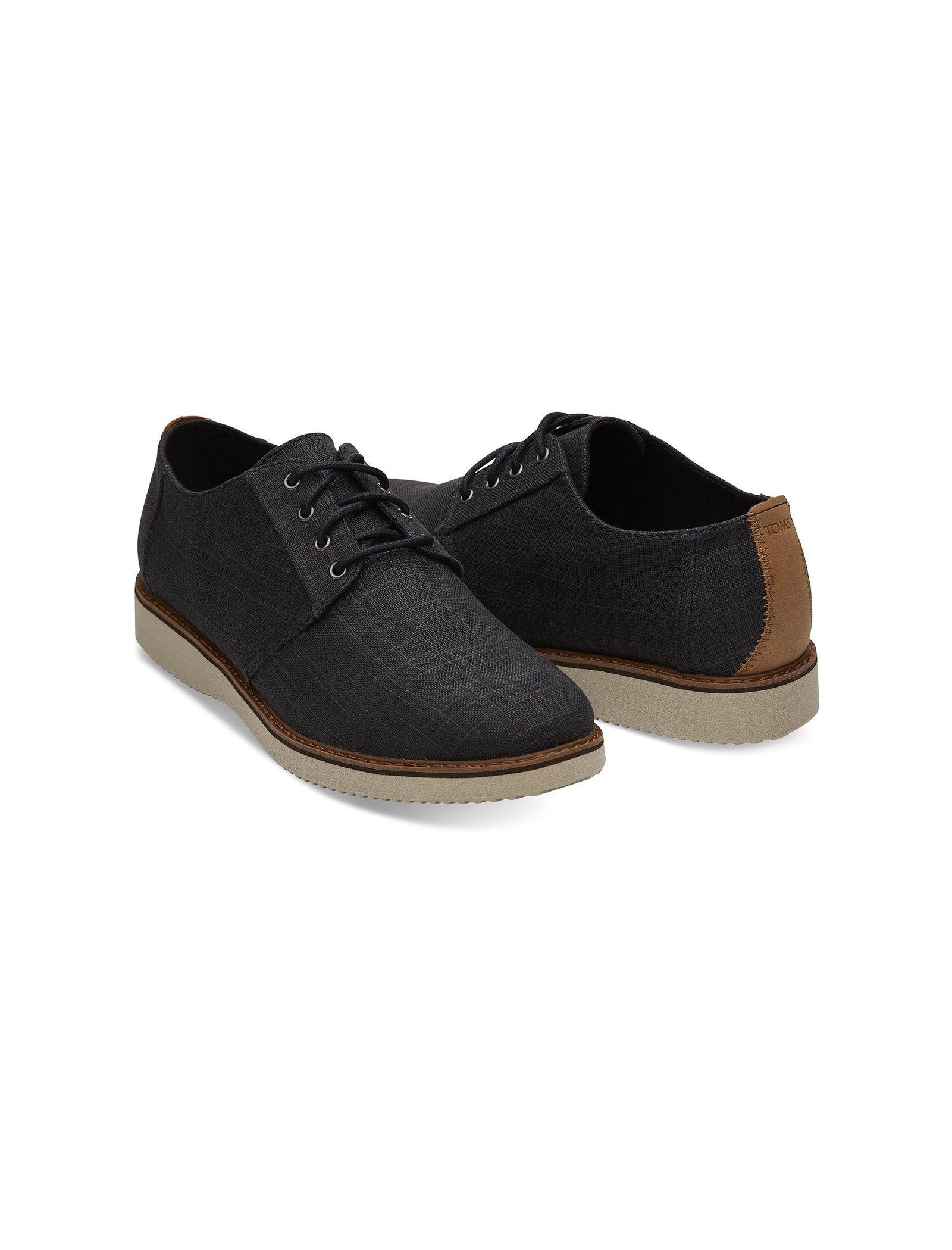 کفش اداری پارچه ای مردانه Preston Dress - تامز - مشکي - 2