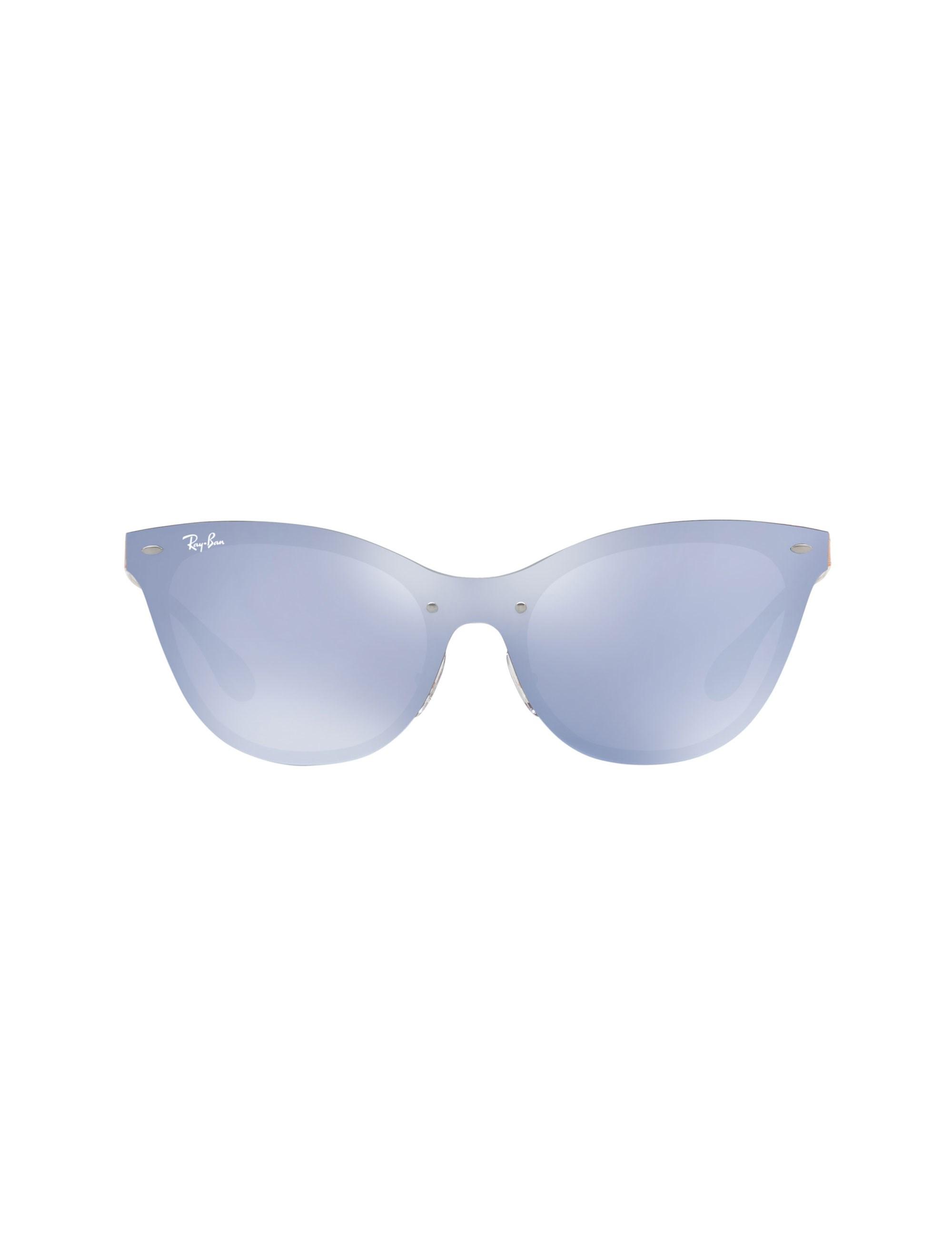 عینک آفتابی گربه ای زنانه - ری بن - مسي - 1
