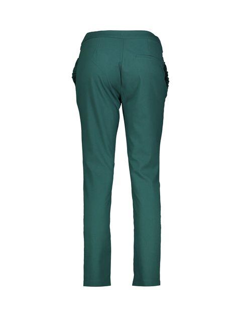 شلوار راسته زنانه - دفکتو - سبز - 2