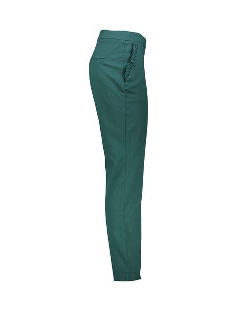 شلوار راسته زنانه - دفکتو - سبز - 3