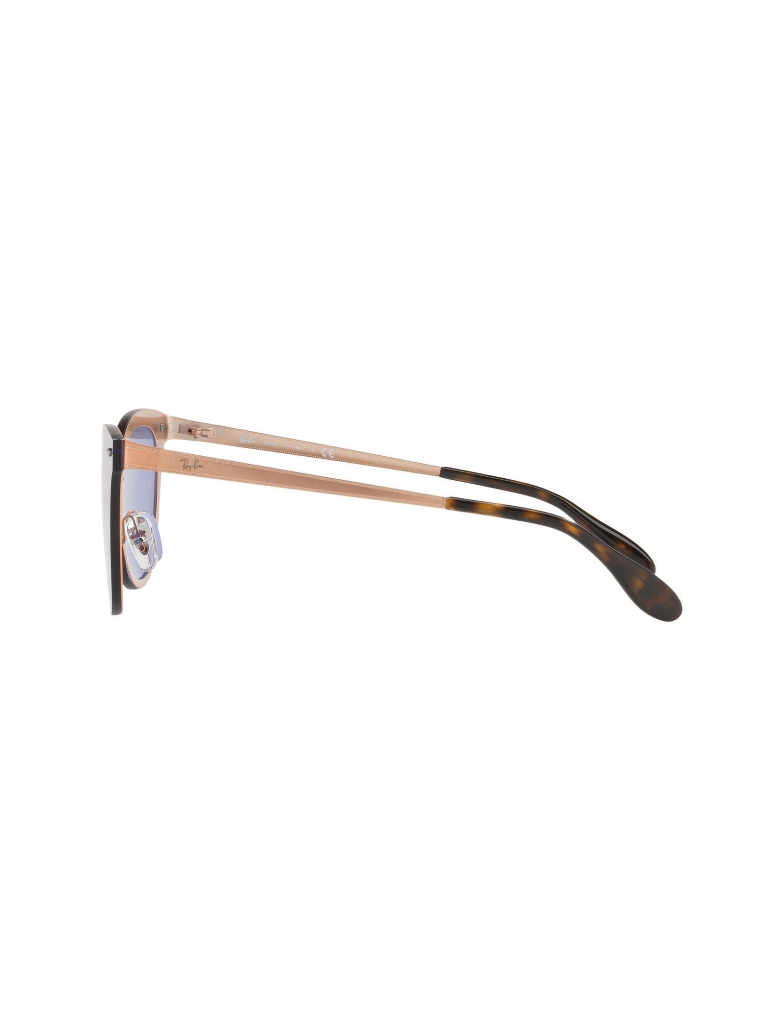 عینک آفتابی گربه ای زنانه - ری بن - مسي - 3