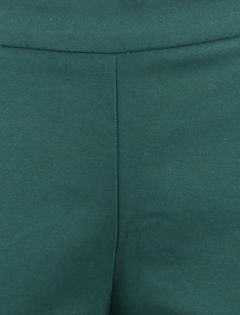 شلوار راسته زنانه - دفکتو - سبز - 4