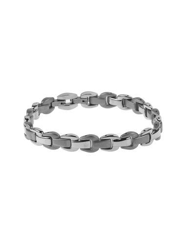 دستبند زنجیری استیل مردانه