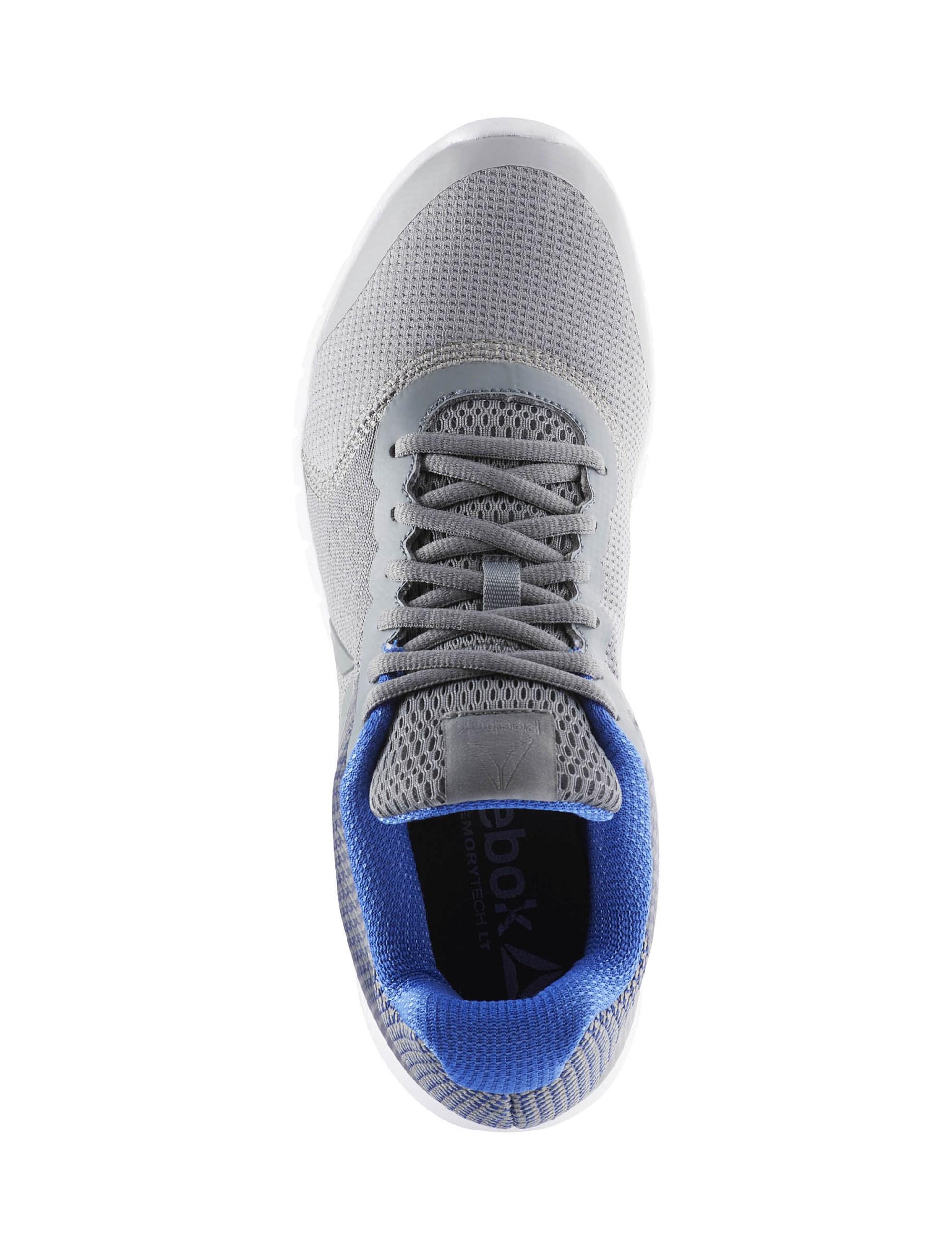 کفش مخصوص دویدن مردانه ریباک مدل Instalite Run کد CN0845 - طوسي - 5