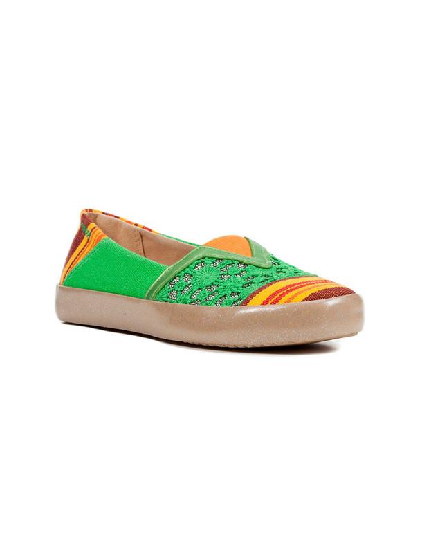 کفش تخت دخترانه JR KILWI - جی اوکس