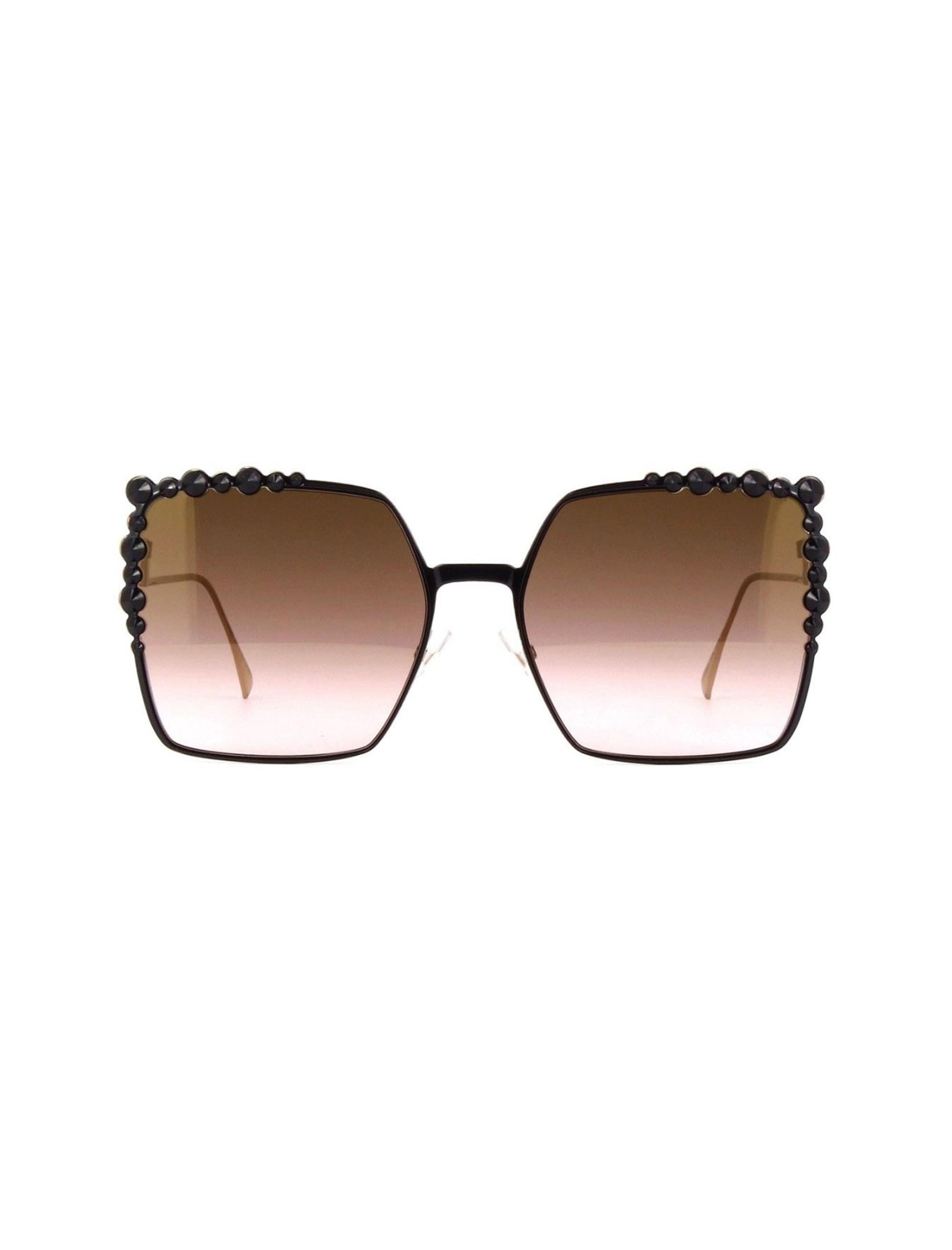 قیمت عینک آفتابی پروانه ای زنانه - فندی